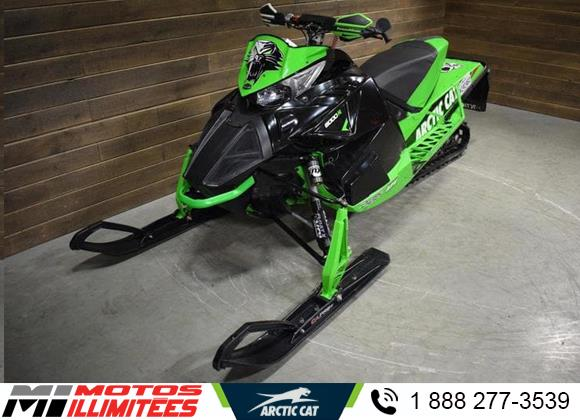 Arctic Cat ZR6000 RR 2014