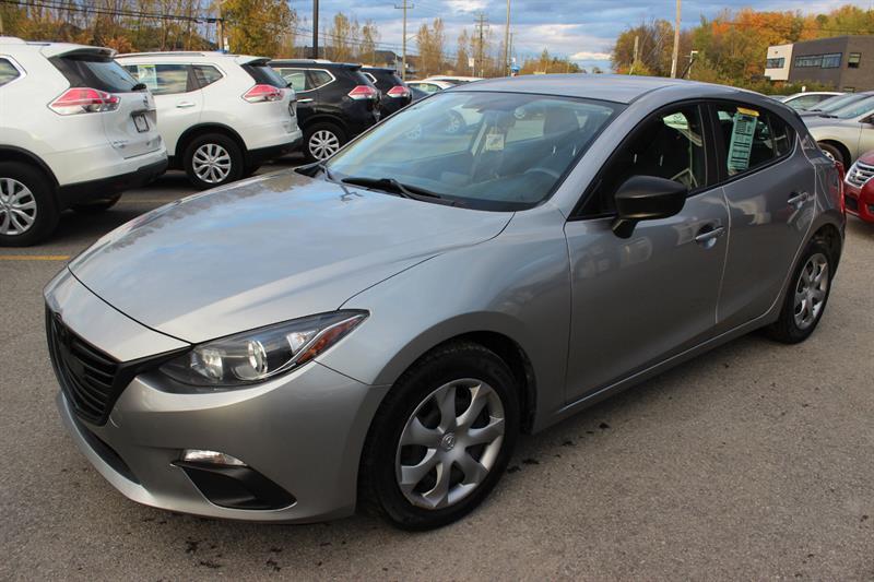 Mazda Mazda3 2015 GX-SKY *A/C* HB #4852