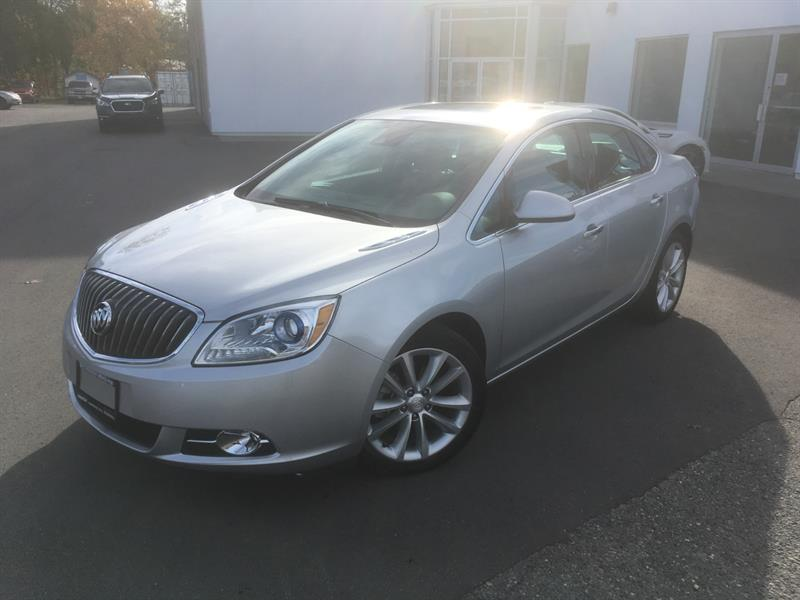 2017 Buick Verano Leather Group #18110-1S
