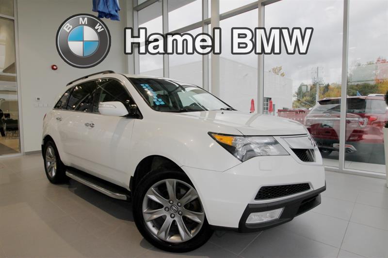 Acura MDX 2012 AWD 4dr Elite Pkg #19-042A