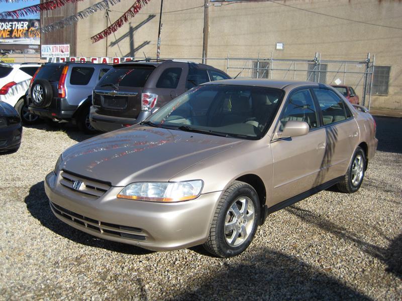2001 Honda Accord Sdn 4dr Sdn LX Auto #805493