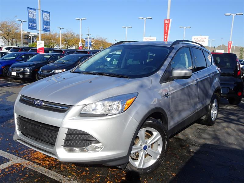 2014 Ford Escape SE - 4WD. 6 Months Powertrain Warranty! #B12356