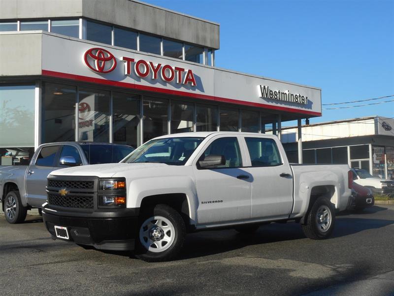 2014 Chevrolet Silverado 1500 Work Truck #P6631T