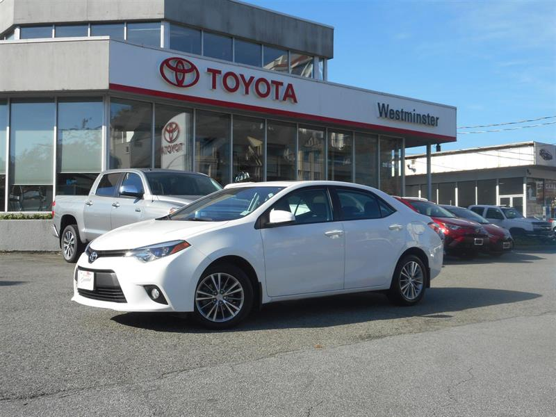2014 Toyota Corolla LE Upgrade Package #P6678T