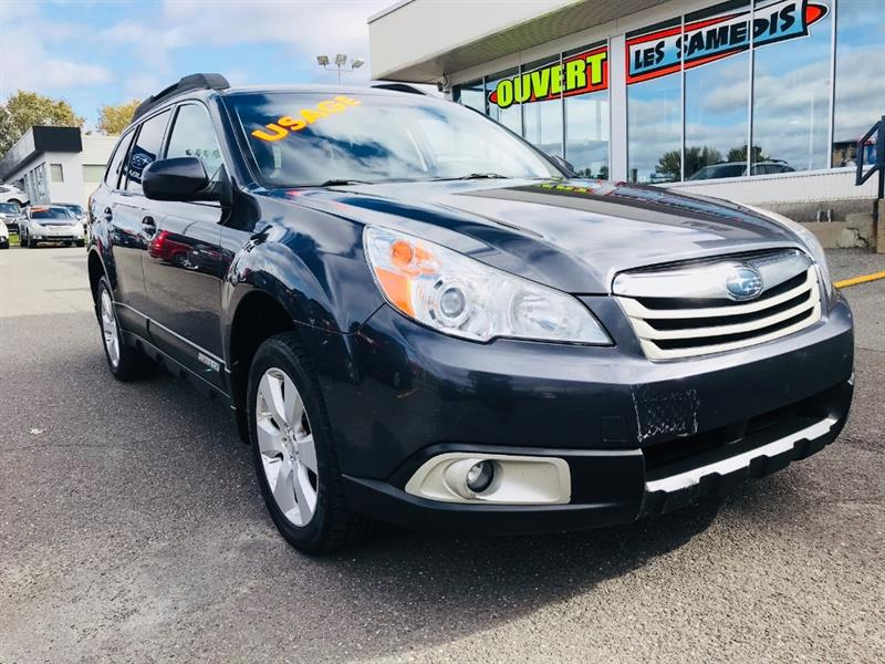 Subaru Outback 2012 commodite #K0212A
