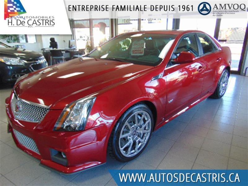 2009 Cadillac CTS-V #90172461