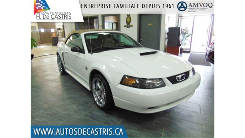 Ford Mustang 2004 GT #4F228380