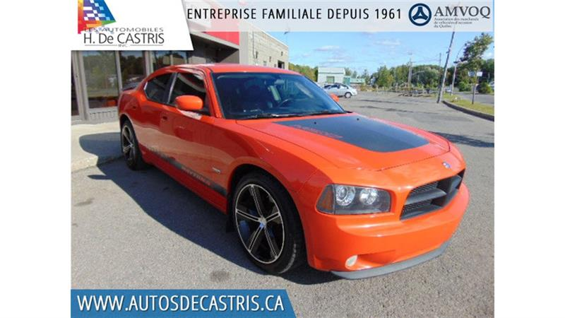 Dodge Charger 2008 DAYTONA R/T #8H202503