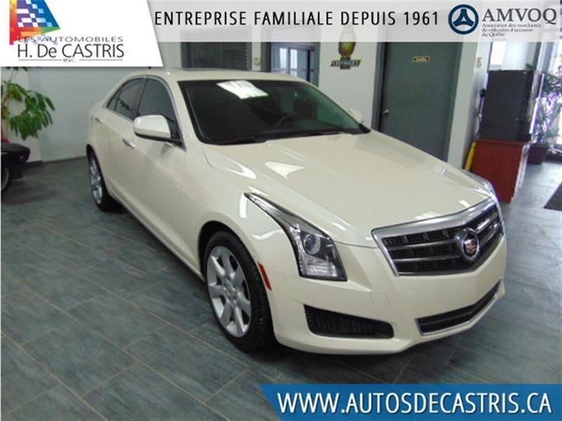 Cadillac ATS 2014 AWD*TURBO, CUIR, TOIT OUVRANT #E0169151