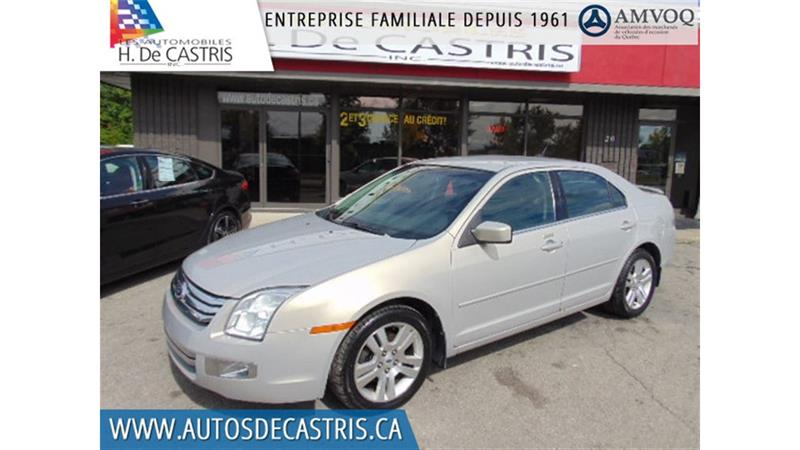 Ford Fusion 2009 SEL #9R202520