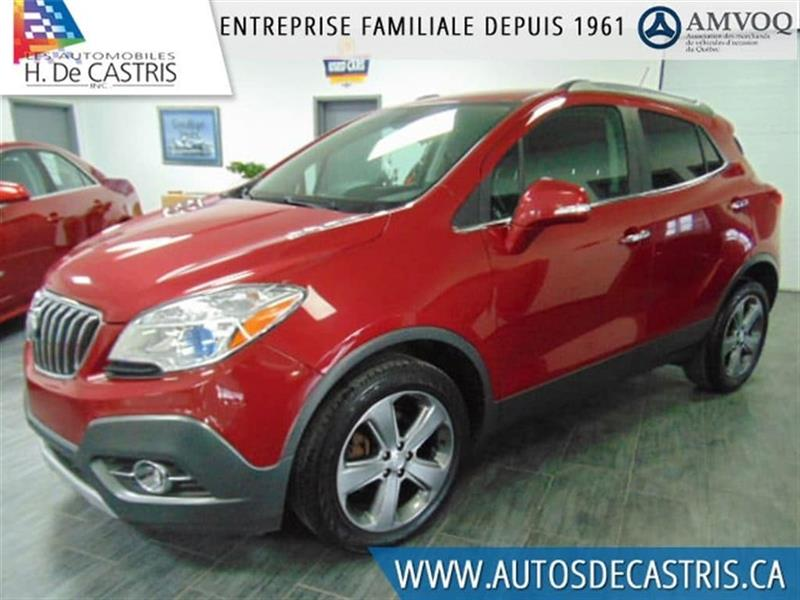 2014 Buick Encore 1.4L TURBO #EB555108