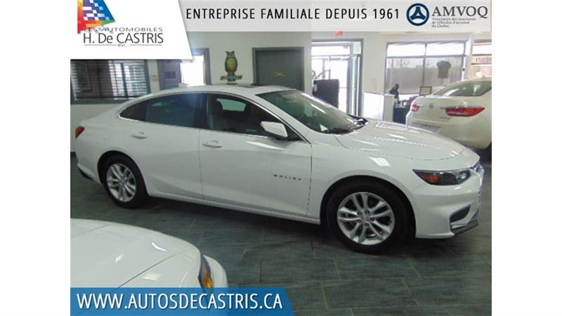 Chevrolet Malibu 2016 LT TURBO #GF191295