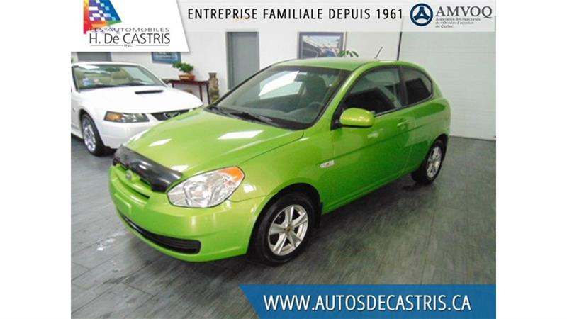 Hyundai Accent 2011 GLS*AUTOMATIQUE, AIR CLIMATISÉ, MAGS #BU207169