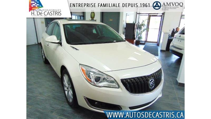 2014 Buick Regal PREMIUM*TURBO, AWD, CUIR, TOIT OUVRANT #E9278213