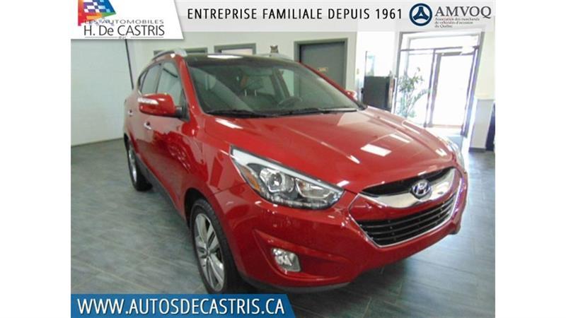 Hyundai Tucson 2015 LIMITED #FU025161