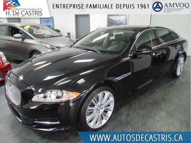 Jaguar XJL 2011 PREMIUM,  #BMV01929