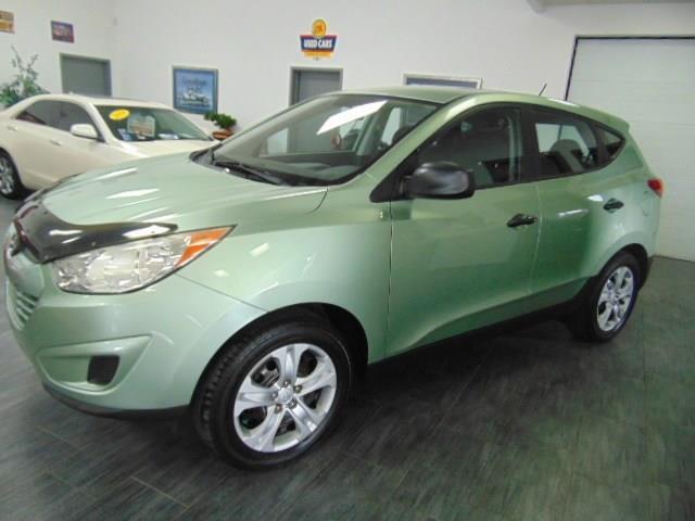 Hyundai Tucson 2010 GLS #AU037679