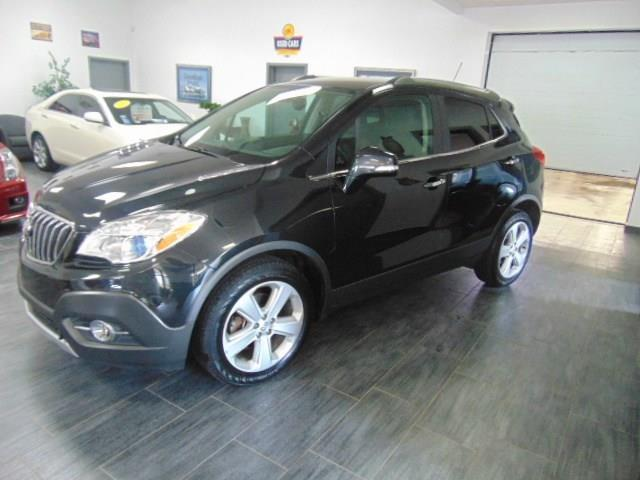 2016 Buick Encore CONVENIENCE TURBO #GB705284