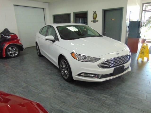 Ford Fusion 2017 SE #HR239165