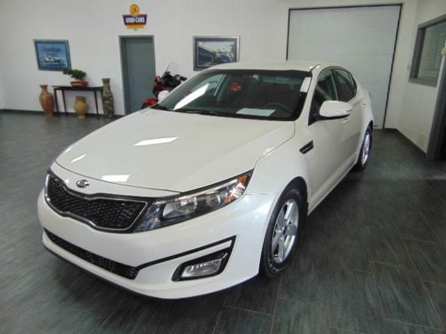Kia Optima 2015 LX GDI* SIEGES CHAUFFANTS, A/C #F5648067