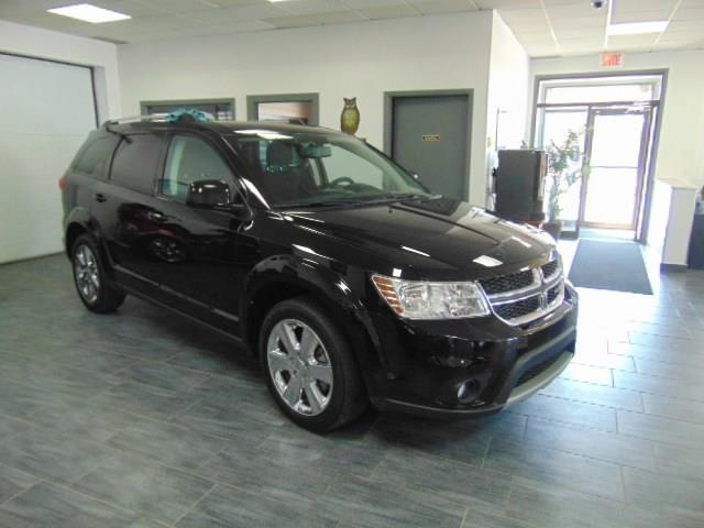Dodge Journey 2016 LIMITED #GT118165
