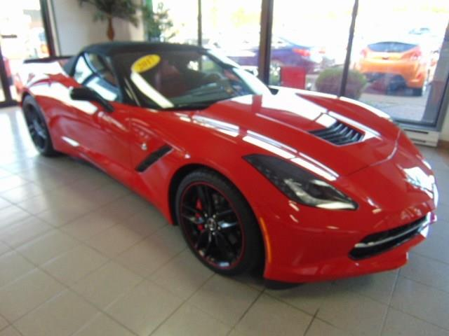 2017 Chevrolet Corvette Stingray*474 kms, CONVERTIBLE #H5108529