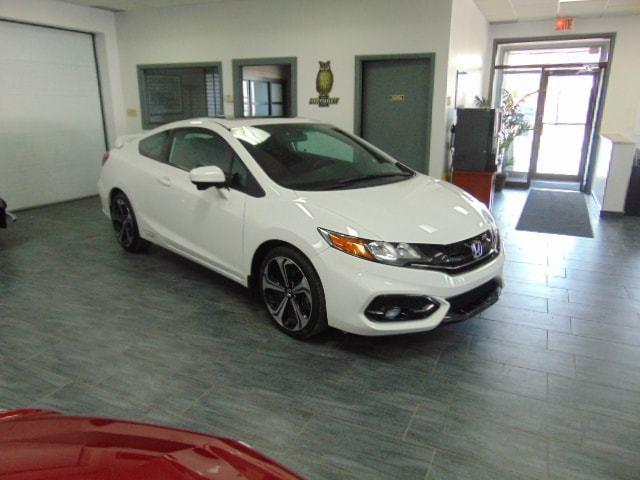 Honda Civic 2014 COUPE SI* CAM DE RECUL, NAVI, CUIR, MANUELLE #EH101070