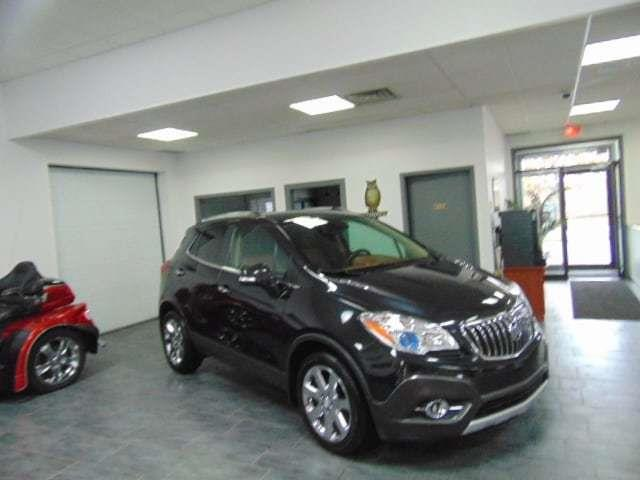 2014 Buick Encore 1.4L TURBO  #EB761013