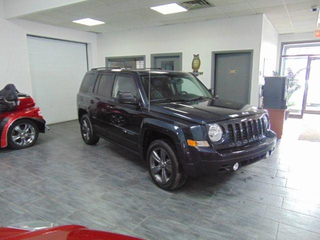 Jeep Patriot 2014 HIGH ALTITUDE #ED662193