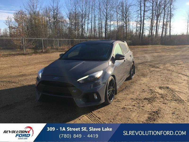 2017 Ford FOCUS RS #F119152
