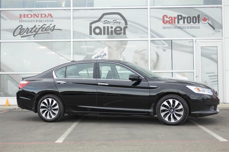 Honda Accord 2015 HYBRID #UB18056