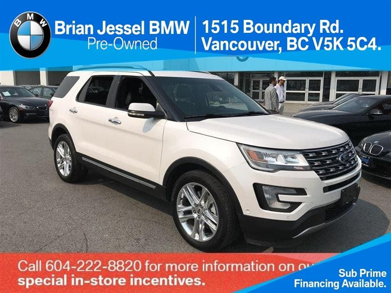 2016 Ford Explorer Limited #BP699010