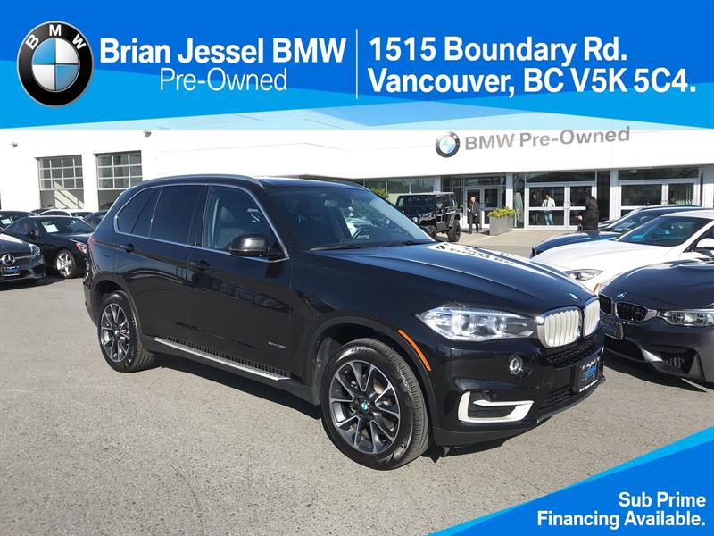 2016 BMW X5 xDrive35i #BP7229