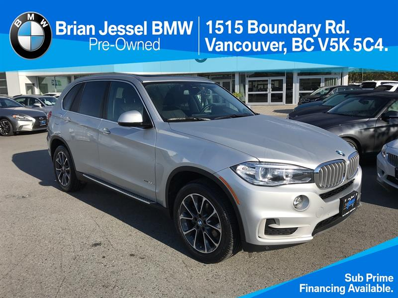 2015 BMW X5 xDrive35d #BP7155