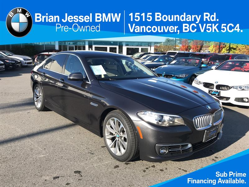 2014 BMW 5 Series 528I xDrive Modern Line #BP7159
