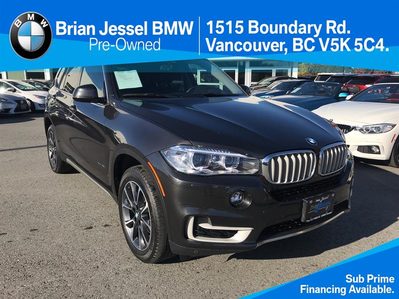2016 BMW X5 xDrive35i #BP7184