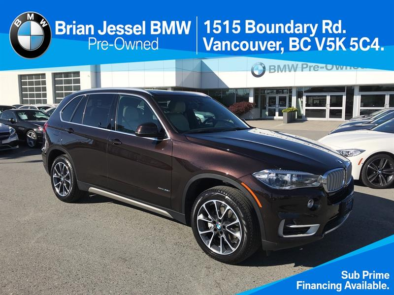 2017 BMW X5 xDrive35i #BP7221