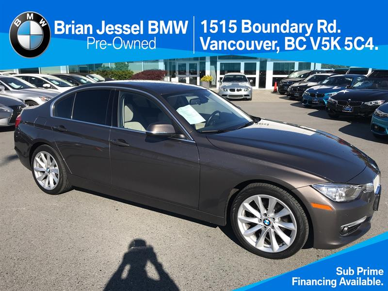 2014 BMW 3 Series 328d xDrive Sedan Modern Line #BP7169