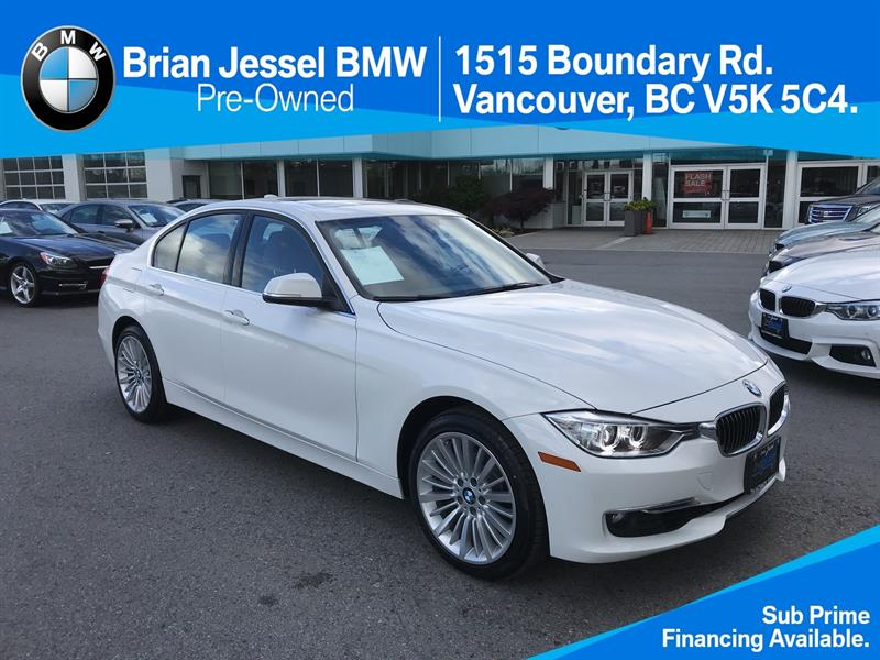 2015 BMW 3 Series 328I xDrive Sedan #BP7170