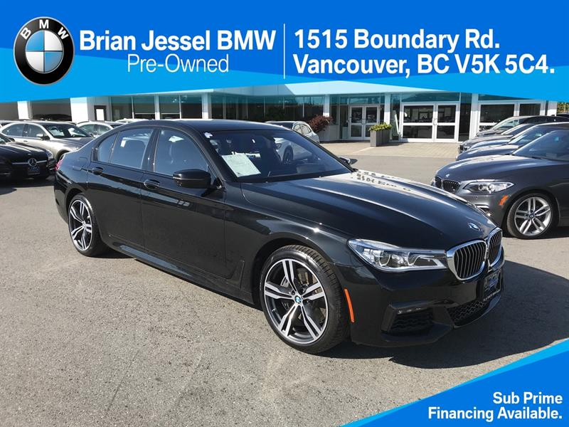 2016 BMW 7 Series 750i xDrive #BP6815