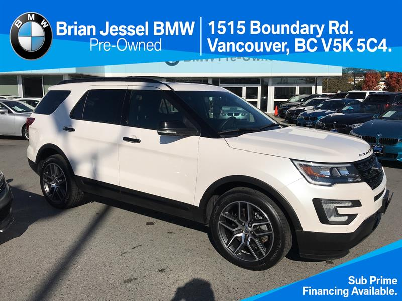 2017 Ford Explorer Sport #BP651910