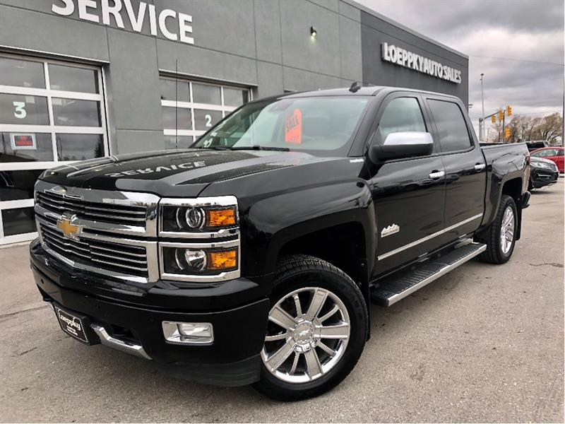 2014 Chevrolet Silverado 1500 HIGH COUNTRY LOADED!!