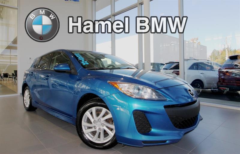 2012 Mazda MAZDA3 4dr HB Sport GS-SKY #u18-189a