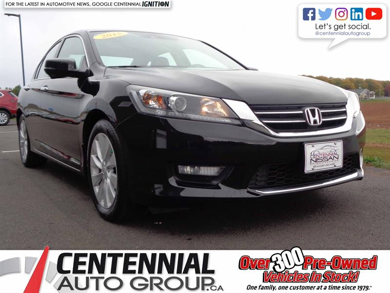 2015 Honda Accord Sedan EX-L | Bluetooth | Cruise Control |  #S18-208A