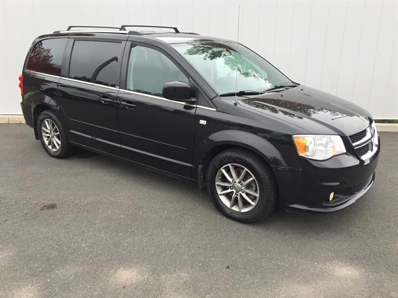 2014 Dodge Grand Caravan 30th Anniversary Crew  #F8645A