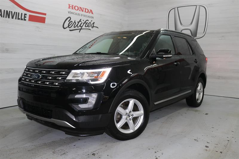 Ford Explorer 2017 XLT 4WD #190039A