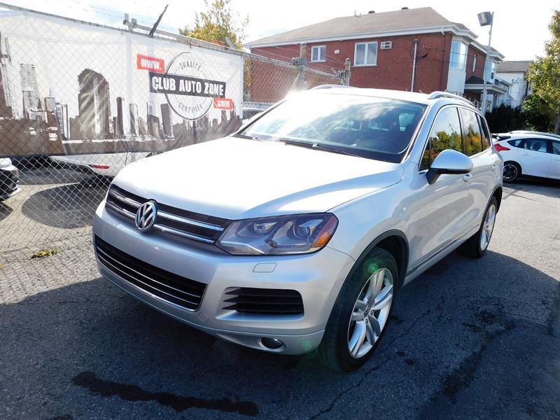 Volkswagen Touareg 2012 COMFORTLINE AUTOMATIQUE BLUETOOTH #CD011452
