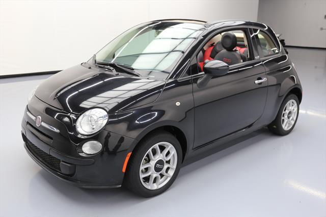 Fiat 500 2012 DÉCAPOTABLE ***GARANTIE 1 AN GRATUITE*** #043-4329-AD
