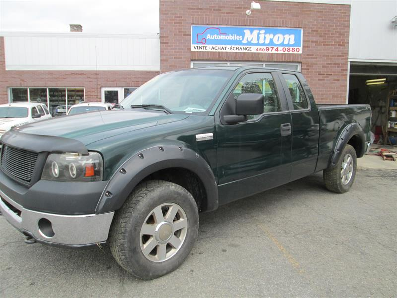2007 Ford F-150 4WD SuperCab #971217