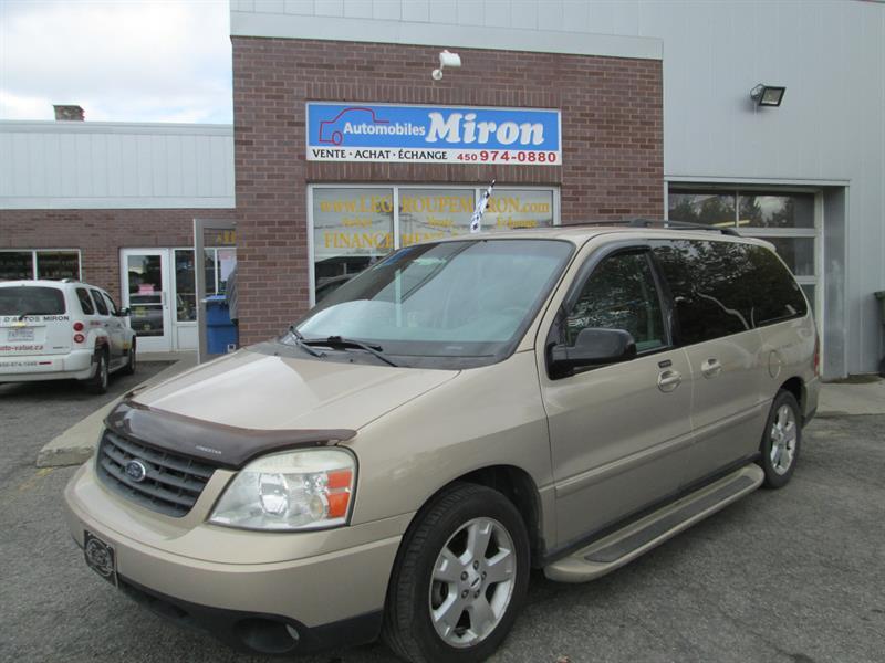 2007 Ford Freestar Wagon 4dr Sport *Ltd Avail* #591018